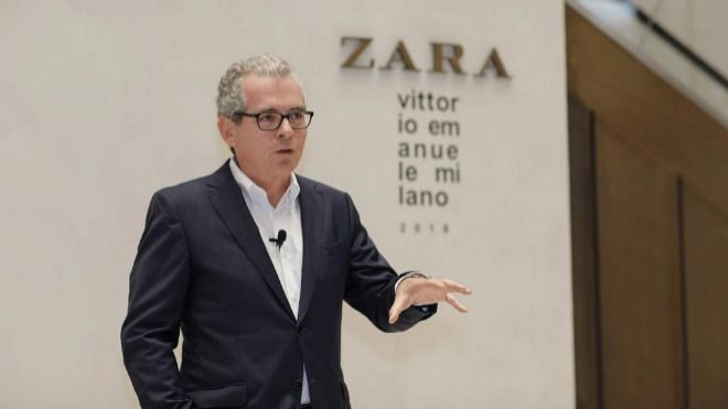 Inditex cumple brillantemente